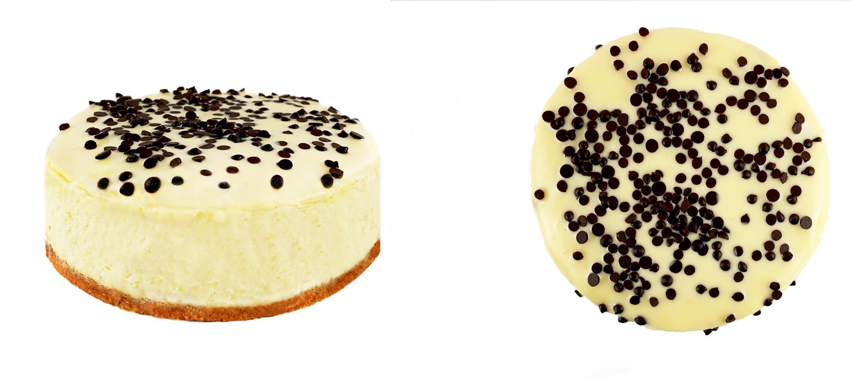 Choco Chip Cheesecake
