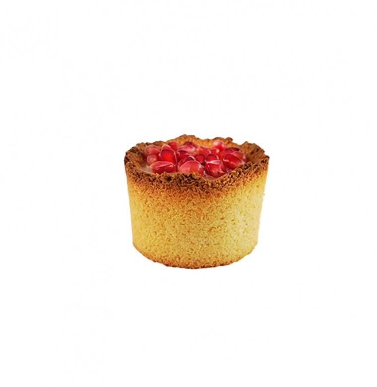 Gluten Free Coconut Cupcake