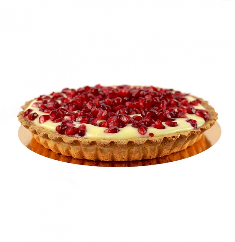 Tarta White Pomegranate