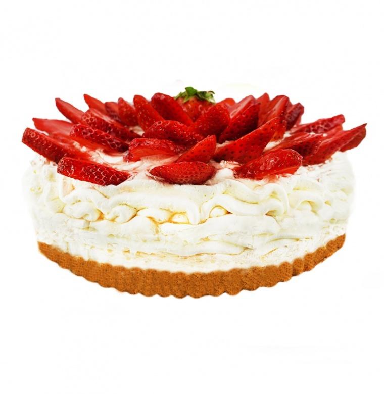 Strawberry Pavlova®